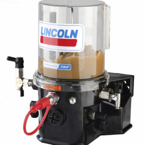 Lincoln Lubricants Systems